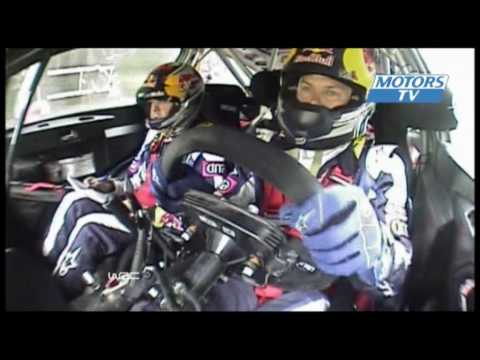 WRC Bulgaria Day 1 - Crash Räikkönen