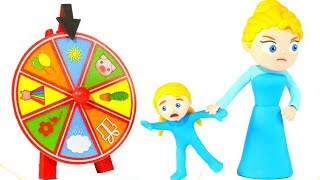 Video LITTLE PRINCESS WANTS TO PLAY WITH THE WHEEL OF FORTUNE ❤ SUPERHERO PLAY DOH CARTOONS FOR KIDS MP3, 3GP, MP4, WEBM, AVI, FLV April 2019