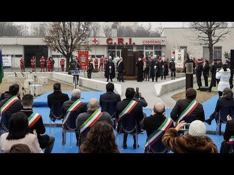 Covid-19 : l'Italie passe la barre des 100 000 morts