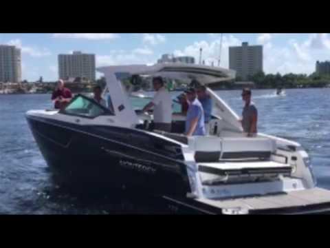 Monterey 378SE - Goga Yachting Club, Florida 2016