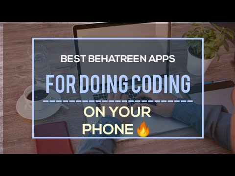 Best Apps For Doing Coding On Your Phone🔥🔥🔥🔥With Proof 100%