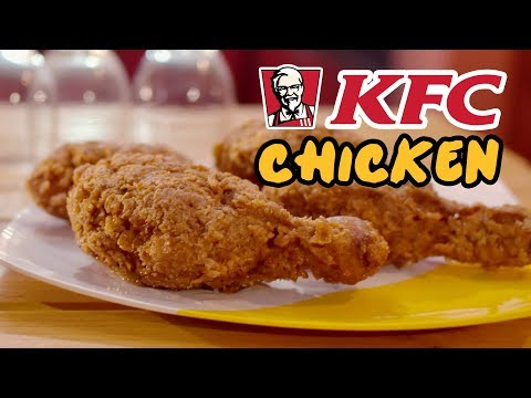 (KFC Chicken Recipe at Home | Yummy Nepali Kitchen ...7 min, 17 sec.)