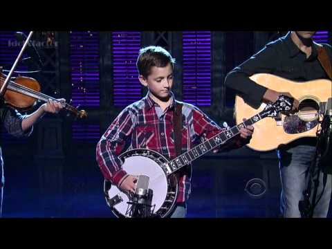 Sleepy Man Banjo Boys - David Letterman Show
