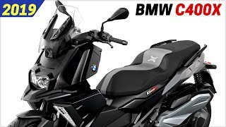 6. NEW 2019 BMW C400X Announced For USA