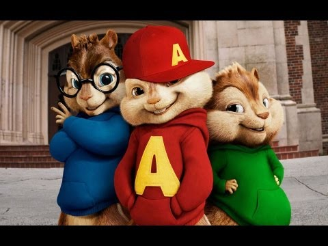 The Ojays Alvin and the Chipmunks Loves Me Like A Rock