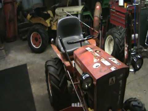 simplicity - These are 6 of my 10 Simplicity and Allis-Chalmers Garden Tractors.