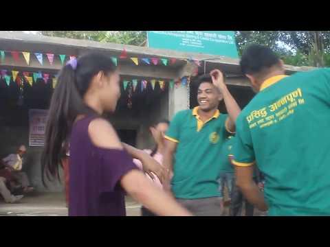 (दशैं बिशेष कार्यक्रममा सालैजो भाखामा रमाइलो- Prasiddha Annapurna SACOS Program, Khari Dhading - Duration: 4 minutes, 48 seconds.)