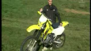 10. Suzuki DRZ400E Review