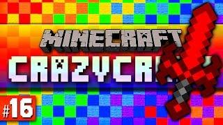 Minecraft Mods Crazy Craft #16 'NIGHTMARE SWORD!' with Vikkstar (Minecraft Crazy Craft 2.0)