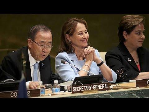 Κλιματική Αλλαγή: Ανοίγει ο δρόμος για την εφαρμογή της Συμφωνίας των Παρισίων