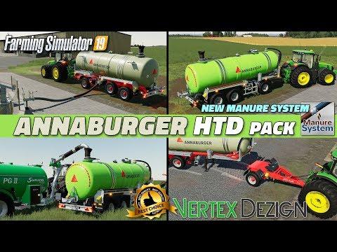 Annaburger HTD Pack v1.1.0.0