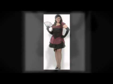 Saloon Girl Fancy Dress Western Costumes