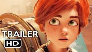 Download Lagu Leap! Official Trailer #1 (2017) Elle Fanning, Maddie Ziegler Animated Movie HD Mp3