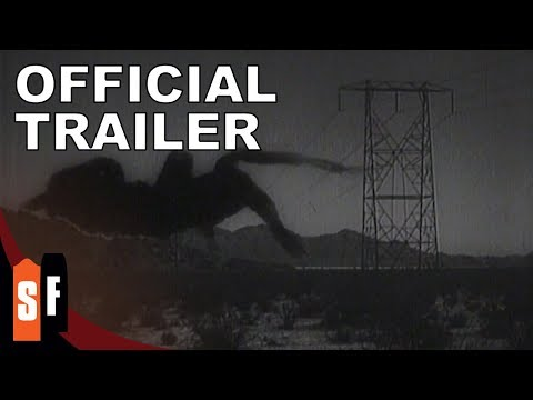 Tarantula (1955) - Official Trailer