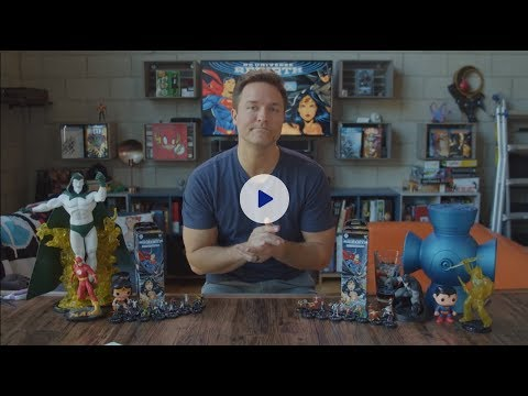 DC Comics HeroClix Rebirth Unboxing Part 3