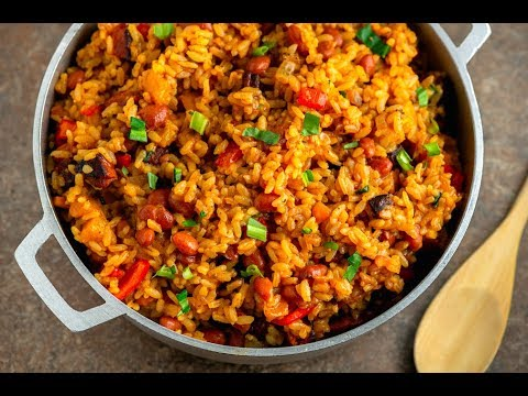 Arroz Mamposteao - Chef Oscar Maldonado
