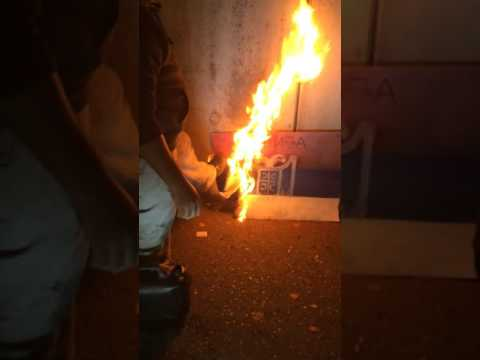 (VIDEO) Albanci zapalili srpsku zastavu data-original=