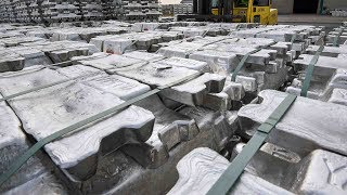 The price of aluminum has been on the rise this year due to market anticipation of production cuts in the second half of the year. And that means that at least for now, aluminum production has become one of the most profitable non-ferrous metals businesses in China, with profit reaching 10 percent per ton.Subscribe to us on YouTube: https://goo.gl/lP12gADownload our APP on Apple Store (iOS): https://itunes.apple.com/us/app/cctvnews-app/id922456579?l=zh&ls=1&mt=8Download our APP on Google Play (Android): https://play.google.com/store/apps/details?id=com.imib.cctvFollow us on:Facebook: https://www.facebook.com/ChinaGlobalTVNetwork/Instagram: https://www.instagram.com/cgtn/?hl=zh-cnTwitter: https://twitter.com/CGTNOfficialPinterest: https://www.pinterest.com/CGTNOfficial/Tumblr: http://cctvnews.tumblr.com/Weibo: http://weibo.com/cctvnewsbeijing