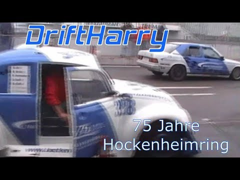 75Jahre Hockenheimring | DriftHarry
