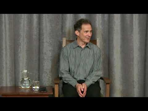 Rupert Spira Video: Learning How to Ask a Quality Question In Satsang
