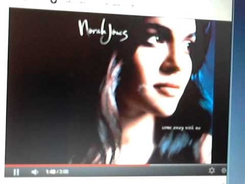 The Nearness of you - Norah Jones * with LYRICS ♥