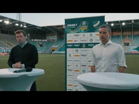 Presskonferens: IFK Norrköping – ÖSK