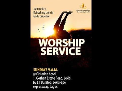 Sunday Worship Service. Worship Session led by Lamide Olaseinde 30th October 2016.