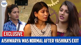 Video #Aishwarya was normal after #Yashika 's exit : #BiggBoss #Vijayalakshmi | LittleTalks MP3, 3GP, MP4, WEBM, AVI, FLV Oktober 2018