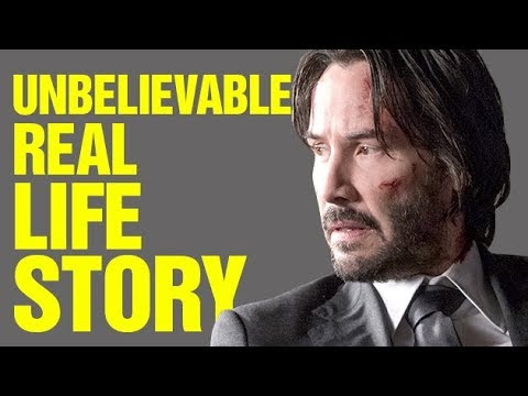 The Unbelievable Life Story Of Keanu Reeves