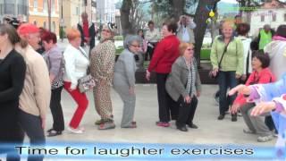 بالفيديو: العالم يرقص ويمزح في يوم الضحك العالمي