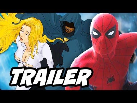 Marvel Cloak and Dagger Season 1 Trailer Reaction and Spider Man Comics Easter Eggs (видео)