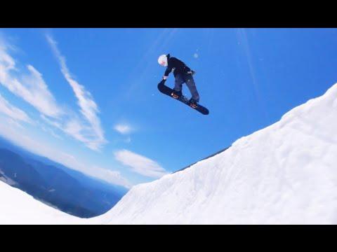 Snowboarding Session | Jeff Hopkins | Summer 2014