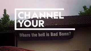 CYA Special: Channel Your Art @ Bad Bonn Kilbi 2016, #01 - Wiki