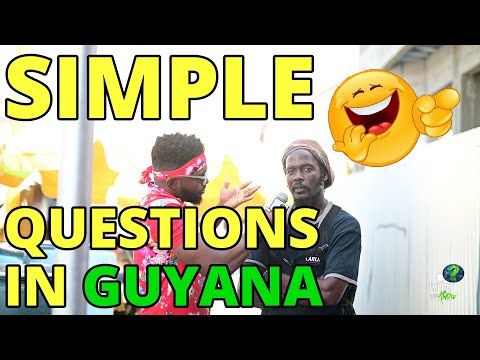 LAUGH TIL YOU CRY!    What Yuh Know Season 6, Episode 5 (Guyana)