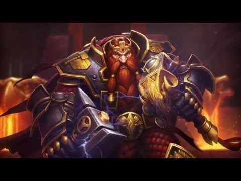 Hearthstone – New Hero: Magni Bronzebeard – HD Gameplay Trailer