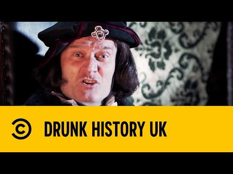 Richard III Was The Creepiest Uncle Of All Time   Drunk History UK