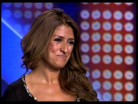 نعيمه سيوري - The X Factor 2013