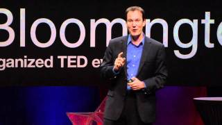 "TEDxBloomington - Shawn Achor - ""The Happiness Advantage: Linking Positive Brains to Performanc"