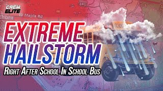 Nonton VLOG - March 7th, 2017 | HUGE Hail Storm Right After School In A Full School Bus! (Omaha, NE) Film Subtitle Indonesia Streaming Movie Download