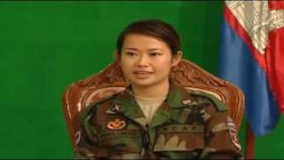 Khmer Documentary - First Srey Khmer graducate from West Point