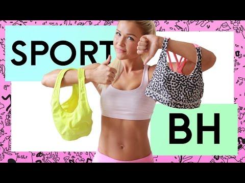 Wie finde ich den richtigen Sport BH? - Sophia Thiel