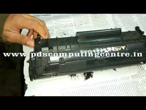 Laser Printer  Black Shade on Paper Repair Case Study.