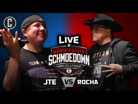 Live Movie Trivia Schmoedown! JTE VS John Rocha