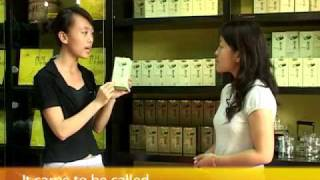 Wuyuan China  city photo : Beijing Shopping: Green Tea from WuYuan China, Beijing Video 1 of 2