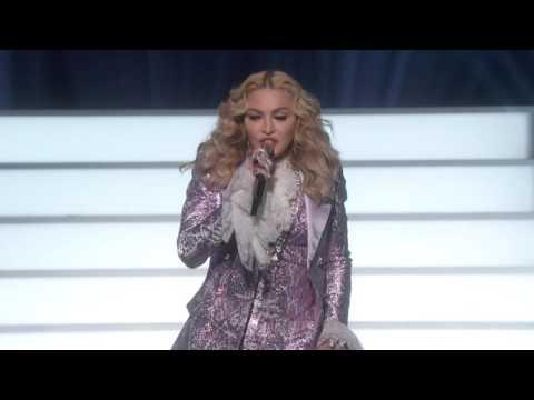 Madonna Tribute Prince BBMAS
