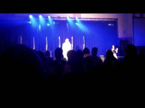 MC LUKE SKYWALKER | BIFROST CABARET, NINE WORLDS GEEKFEST 2016