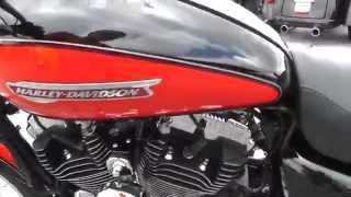 8. 423387 - 2009 Harley Davidson Sportster 1200 Custom XL1200C - Used Motorcycle For Sale