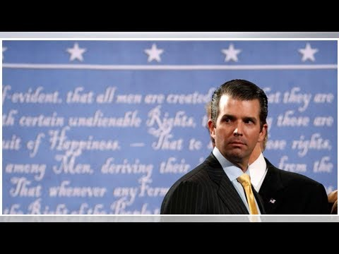 Box TV - Trump Jr. said he spoke with hope hicks about trump tower claims, not the father