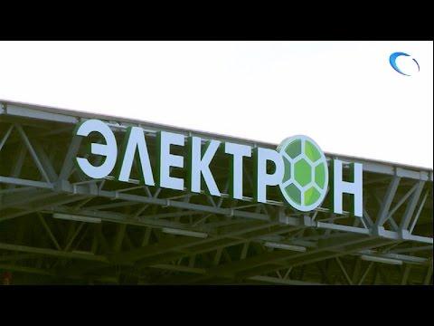 О дальнейших планах развития стадиона «Электрон» журналистам рассказал Андрей Никитин