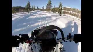 6. Ski-doo Freeride 137 - Trailraiding